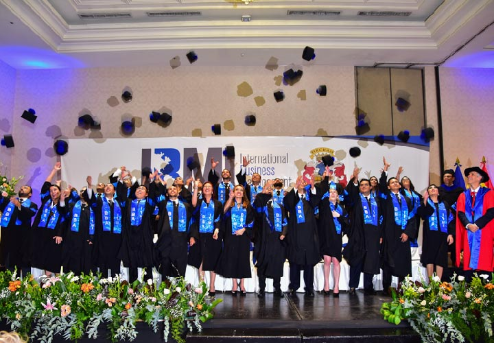 Bircham University 2017 El Salvador IBMI Graduation